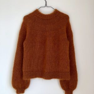 PetiteKnit Novice Sweater Opskrift