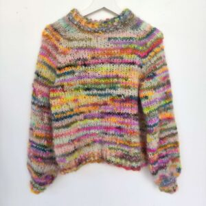 Skabagtig United Colors Sweater